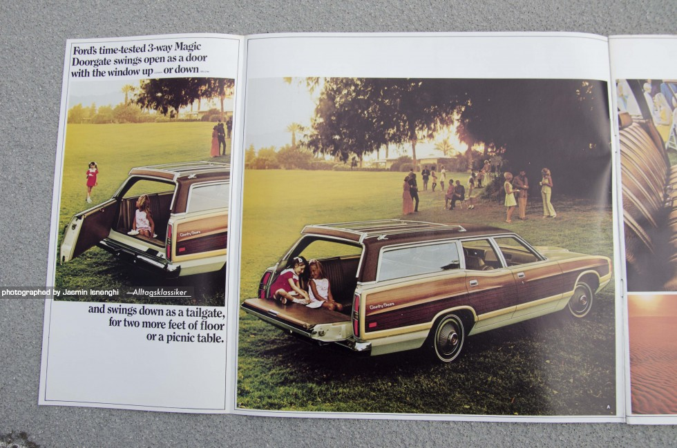 ford galaxie 500 country sedan station wagon alltagsklassiker. Black Bedroom Furniture Sets. Home Design Ideas